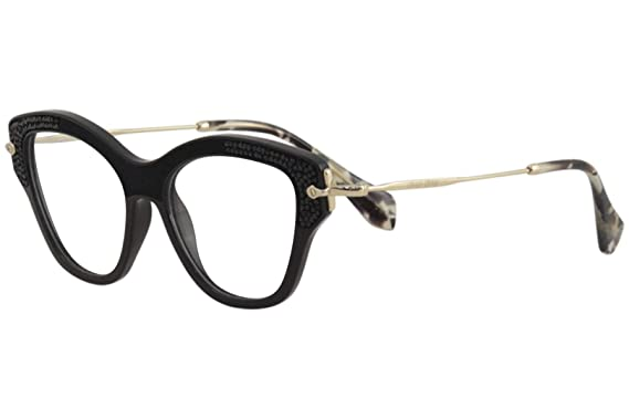 baa99539f472 Image Unavailable. Image not available for. Color: MIU MIU Eyeglasses ...