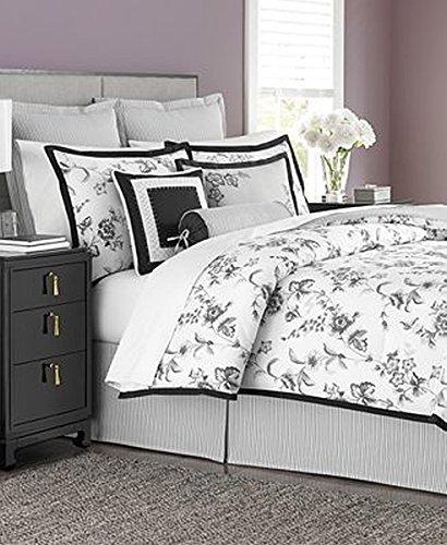 Martha Stewart Collection Dusk Blossom 6 Piece King Comforter (Martha Stewart Collection 6 Piece)