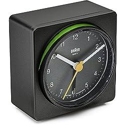 Braun BNC011 Alarm Clock Black