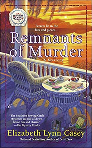 Publication Order of Southern Sewing Circle Mysteries Books