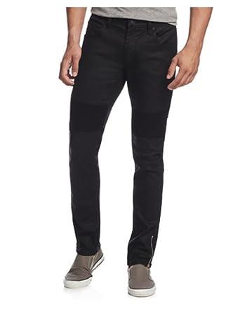 d00c84f2832b Image Unavailable. Image not available for. Color  INC International  Concepts Men s Moto Matrix Skinny Jeans