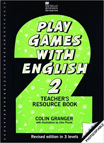Play Games With English 3 Pdf