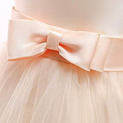 M/ädchen Kinder /Ärmellos Spitze Floral Einteiliges Kleid Kind Prinzessin Party Kleid Sommerkleider Allence Baby M/ädchen Kleid f/ür 0-7 Jahre