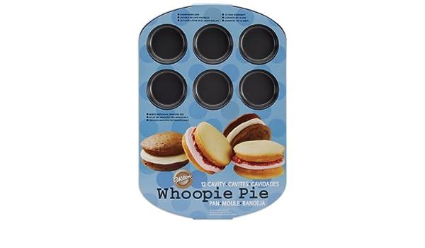 """Whoopie Pie Pan-12 Cavity 16.5/""""X11/"""""""