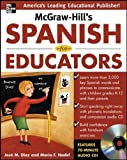 img - for McGraw-Hill's Spanish for Educators w/Audio CD (NTC Foreign Language) book / textbook / text book