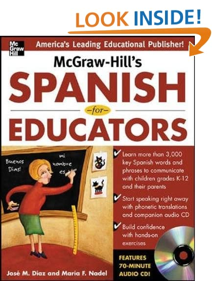 Teaching Spanish: Amazon.com