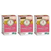 Traditional Medicinals (Organic Mother's Milk Tea, Pack - 3)