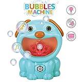 Best Bubble Machine For Kids - Eshake Bubble Machine for Kids, Automatic Bubble Blower Review