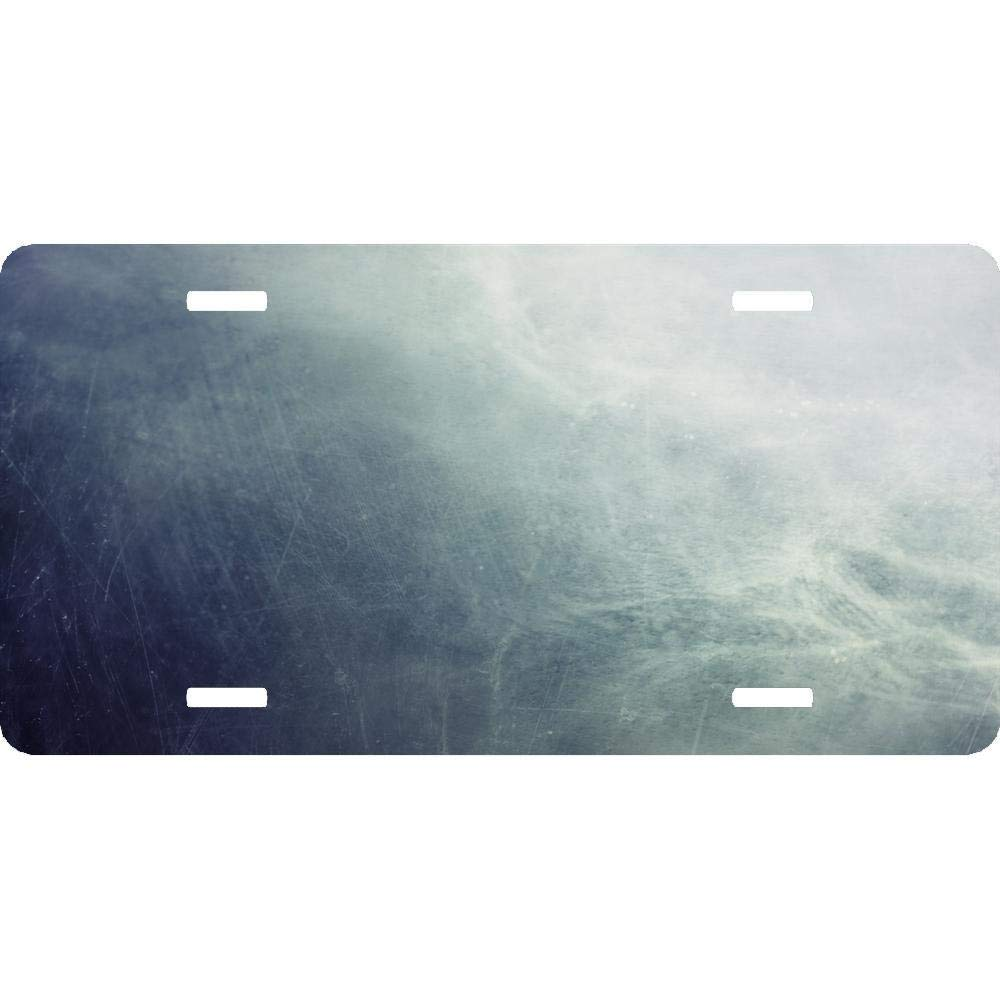 Custom Personalized Novelty Front License Plate Decorative Vanity Car Tag Sign 12 x 6 Inch