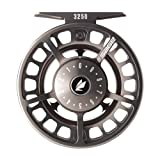 Cheap Sage: 3280 Reel, 7-8 wt, Black/Platinum