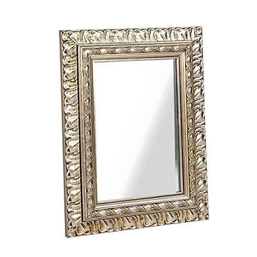 arne ウォールミラー 壁掛け 鏡 姿見 アンティーク 玄関 リビング スリム 幅50cm F-001WM3045 シャンパンゴールド B00TOAY8IC シャンパンゴールド シャンパンゴールド
