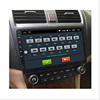 10.1inch Android 6.0 10 Touch Screen For Honda Accord 2003 2004 2005 2006 2007 Car Stereo Video Player GPS Navigation With Bluetooth Steering Wheel Single/Dual AC Control