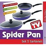 Spider Pan en Rebaja: Amazon.es: Hogar