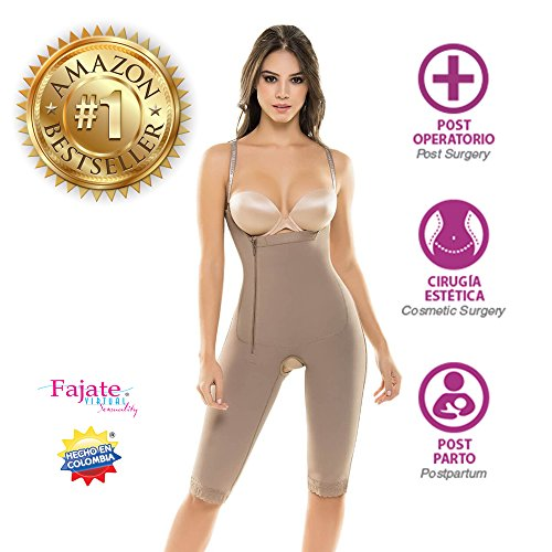 b4a0df5e6b Post Surgery Postpartum Colombian Body Shaper Capri Thin Straps 437 CYSM -  Buy Online in UAE.