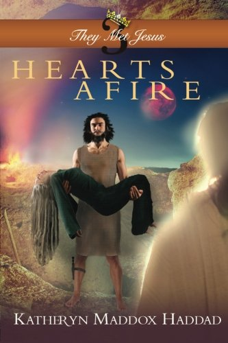 Hearts Afire (THEY MET JESUS) (Volume 3)