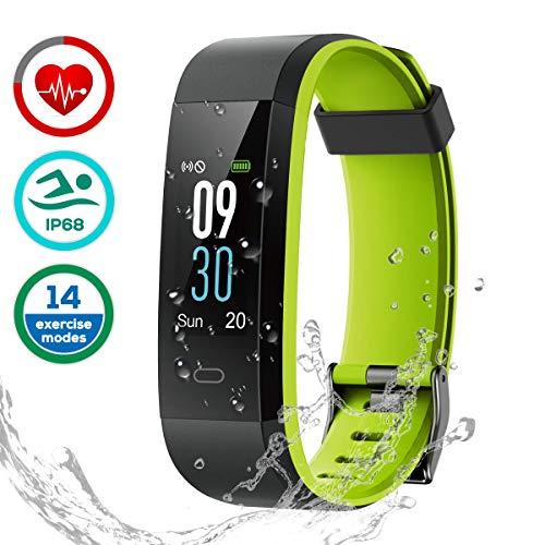 fitness armband uhr mit pulsmesser latec fitness tracker. Black Bedroom Furniture Sets. Home Design Ideas