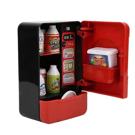 Smart Microondas Play Toy, Simulación Pequeño refrigerador ...