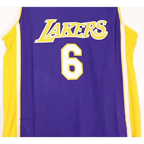 innovative design 0e96a 319bf Jordan Clarkson Los Angeles Lakers Signed Autographed Purple ...