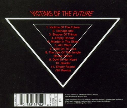 Gary Moore Victims Of The Future Amazon Music