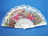 Best Feng Shui Import Fans - White Lace Spanish Hand Fans Review