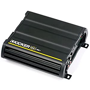 Kicker 12CX600.1 Sub Amplifier CX600.1 Mono Amp 600W (Certified Refurbished)