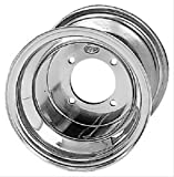ITP T-9 PRO SERIES Polished Wheel with Machined Finish (10x8''/4x115mm)