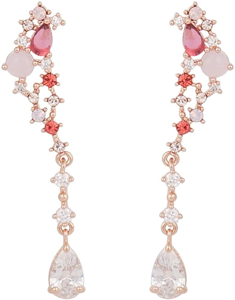 Muse Crystal Earrings