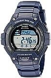 Casio Men's W-S220-2AVCF Tough Solar Blue Watch