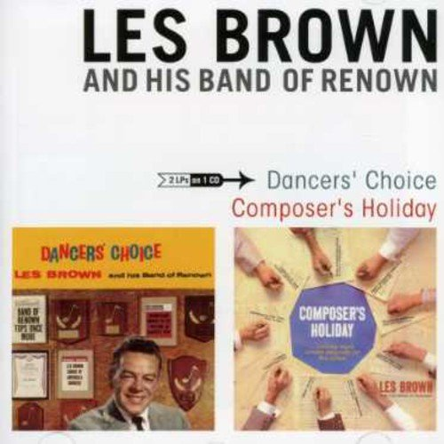 Dancer's Choice+Composer's Holiday