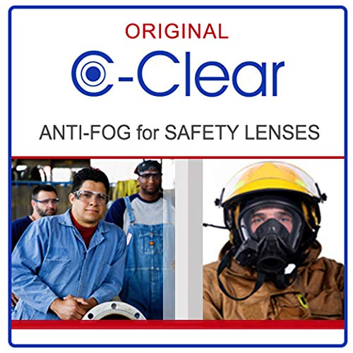 C-Clear Anti Fog Lens Cleaner - (3) 1 Oz Spray Bottles by C-Clear (Image #4)