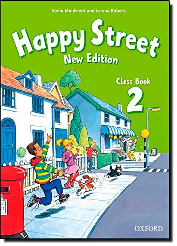 Happy Street 2. Class Book (Happy Second Edition)