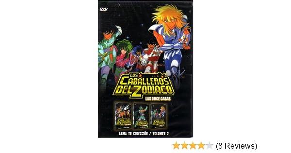 Amazon.com: Los Caballeros Del Zodiaco - Las Doce Casas - VOLUMEN 2: Movies & TV