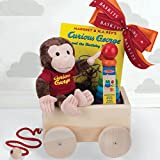 Best Melissa & Doug Kids Birthday Gifts - Curious George - Kids Gift Basket [Products by: Review