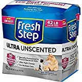 Fresh Step Cat Litter, Ultra Unscented (42 lbs.)