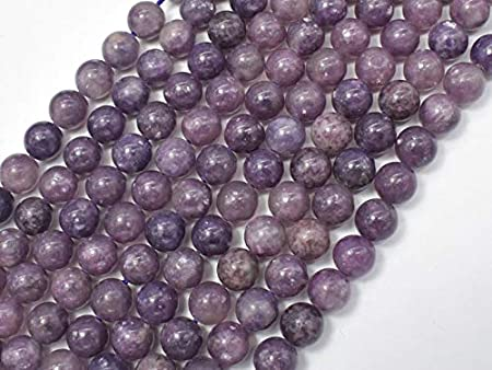 25X18mm Purple Lepidolite Gemstone Grade AB Rectangle Loose Beads 7.5 inch Half Strand 90188075-703C