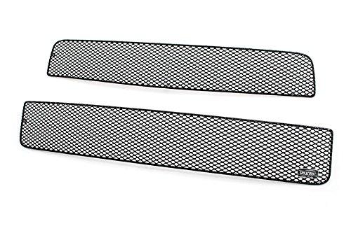 GrillCraft T1870-71B MX Series Grille Upper/Lower Insert Kit Steel Mesh Pattern Black Powder Coat Top Finish MX Series Grille Upper/Lower Insert - Grille Top Kit