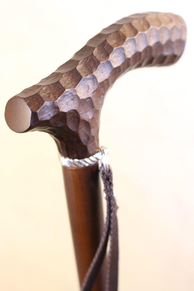 KOBE STICKS 神戸ステッキ 木製 鎌倉彫グリップに上品な風格を感じる国産おしゃれステッキ 84cm(身長162~163cmの方) B077QFCY6K 84cm(身長162~163cmの方)  84cm(身長162~163cmの方)