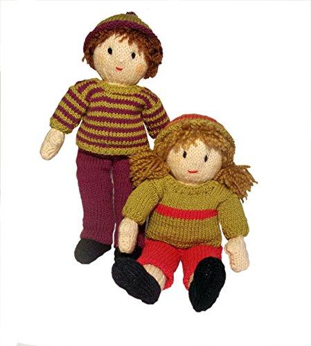 Jesse and Josie Dolls