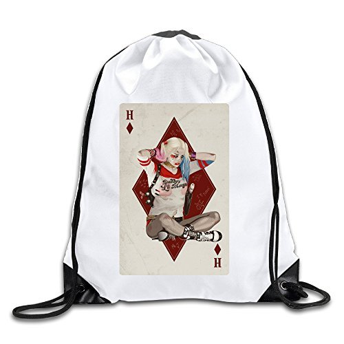 Deadshot Original Costume (MEGGE DC Comics Harley Quinn Bloody Playing Card 1 Backpack)