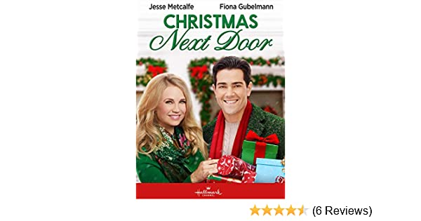 Amazon.com: Christmas Next Door: Jesse Metcalfe, Fiona Gubelmann, Jonathan Wright, Sandra Berg: Amazon Digital Services LLC