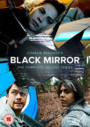 DVD : Black Mirror - Complete Series 2 ( Charlie Brooker's Black Mirror: Series Two ) [ NON-USA FORMAT, PAL, Reg.2 Import - United Kingdom ] by Hayley Atwell