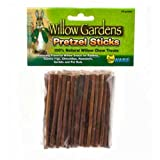 Ware Manufacturing Willow Critters Pretzel Sticks Small Pet Chew