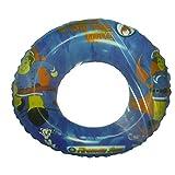 Official Licensed Fireman Sam Swim Ring Inflatable Tube - Licensed Fireman Sam Merchandise