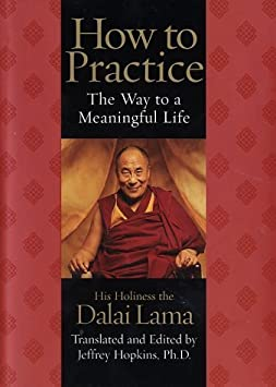 How to Practice : The Way to a Meaningful Life / Hardcover