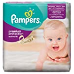Pampers Active Fit Size 3 (Midi) Mont...