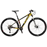 "Image of SAVADECK DECK500 Carbon Fiber Mountain Bike 26'/""27.5""/29"" Complete Hard Tail MTB Bicycle 30 Speed SHIMANO M780 DEORE XT SR Suntour Front Fork Maxxis Tire"