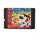 Taka Co 16 Bit Sega MD Game Sega MD game card - Ren & Stimpy Show Presents Stimpy's Invention for 16 bit Sega MD game Cartridge Megadrive Genesis system