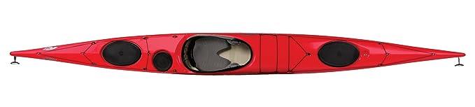 Necky Chatham 18, Touring Kayak, Composite, Fiberglass, Skeg