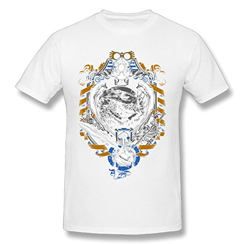Robert Pesce Womens R-Crest T Shirt -