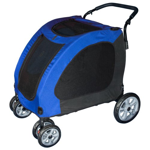 Pet Gear Expedition Pet Stroller for Pets up to 150-pounds